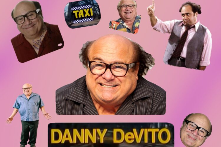 Danny Devito, He gained prominence for his portrayal of the taxi dispatcher Louie De Palma in the television series Taxi, which won him a Golden Globe Award and an Emmy Award.