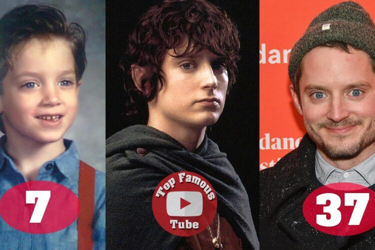 Elijah Wood, an American actor, voice actor, film producer, and DJ. He is best known for his portrayal of Frodo Baggins in the Lord of the Rings.