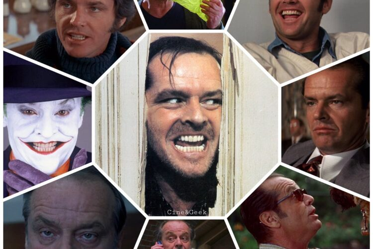 Jack Nicholson, known for having played a wide range of starring or supporting roles, including comedy, romance, and darkly comic portrayals of anti-heroes and villainous characters.
