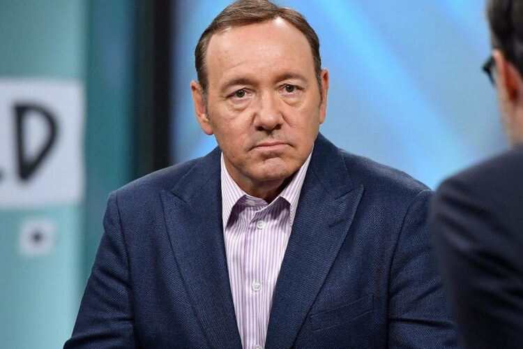 Kevin Spacey, an American actor, producer and singer, above all fabulous actor,
