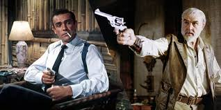 Sean Connery, a Scottish retired actor and producer who has won an Academy Award, two BAFTA Awards, and three Golden Globes.