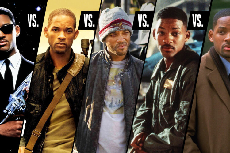 Will Smith, Rapper, comedian, Fresh Prince, Independence day, Men in Black(I,II) and so on.....