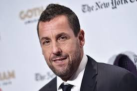 Adam Sandler,an American actor, comedian, screenwriter, film producer, and singer-songwriter. After becoming a Saturday Night Live cast member, he went on to star in many Hollywood feature films.