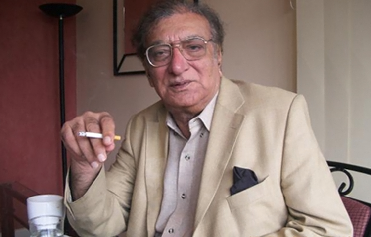 Ahmed Faraz, Urdu poet, popular for his romantic poetry,