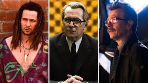 Gary Oldman, Among other accolades, he has won an Academy Award, three British Academy Film Awards, two Critics' Choice Awards, a Golden Globe Award, and a Screen Actors Guild Award.