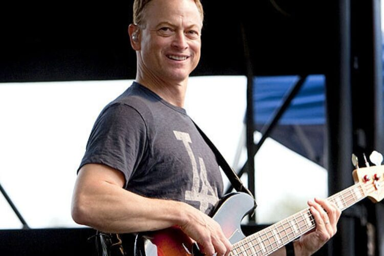 Gary Sinise, he has won a Primetime Emmy Award, a Golden Globe Award, a star on the Hollywood Walk of Fame and was nominated for multiple Tony Awards and an Academy Award.