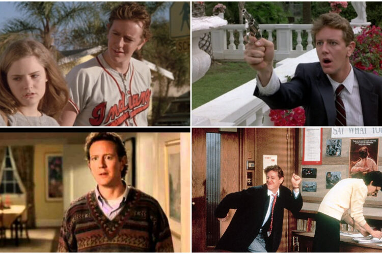 Judge Reinhold, an American actor, voice actor, singer and filmmaker who has starred in several Hollywood movies, such as Ruthless People,.....