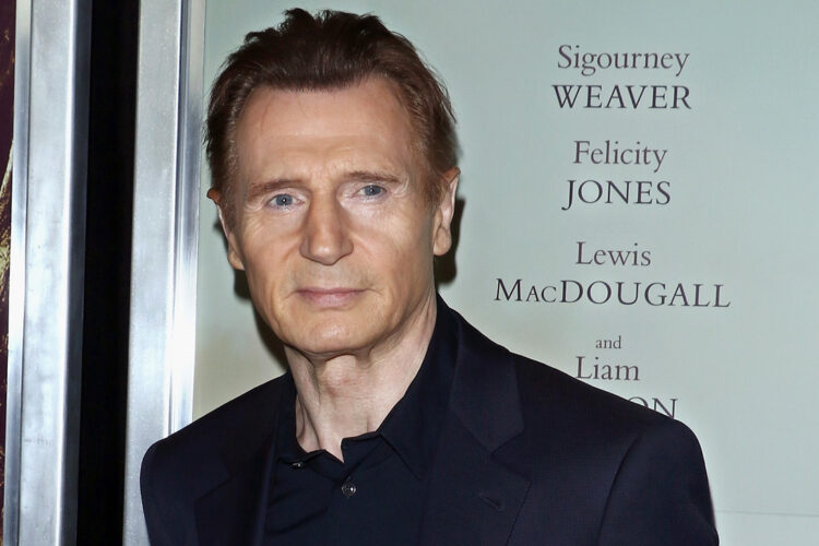 Liam Neeson, an actor from Northern Ireland. He has been nominated for several awards,.