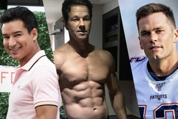Mark Wahlberg, known by his former stage name Marky Mark from his career with the group Marky Mark and the Funky Bunch, with whom he released the albums Music for the People and You Gotta Believe.