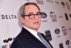 Mathew Broderick, His roles include the Golden Globe-nominated portrayal of the title character in Ferris Bueller's Day Off...