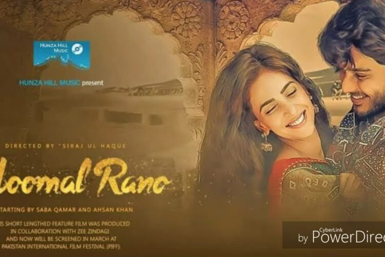 Moomal Rano, Indo-Pak collaboration which has been penned by Zafar Miraj,