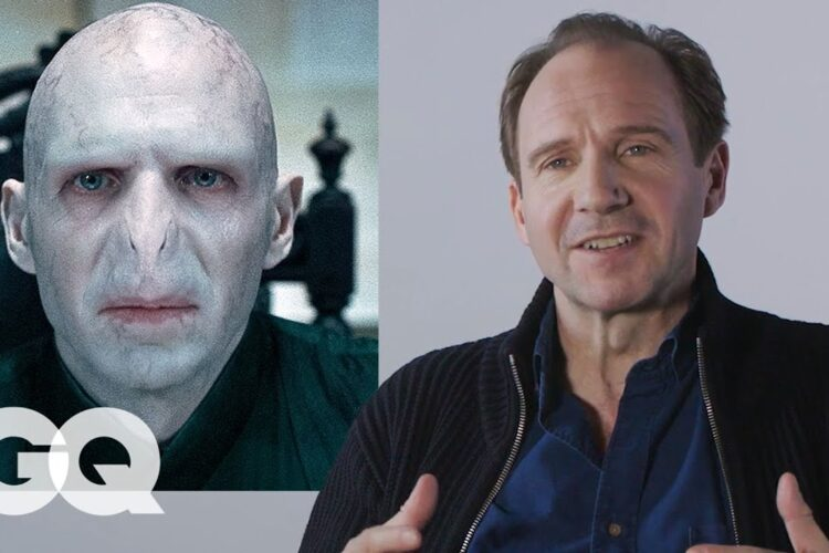 Ralph Fiennes, A Shakespeare interpreter, he first achieved success onstage at the Royal National Theatre.