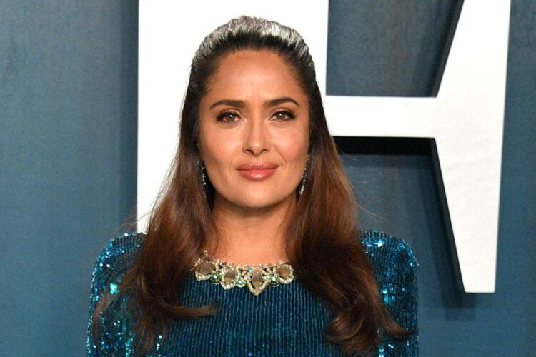 Salma Hayek, She began her career in Mexico starring in the telenovela Teresa and starred in the film El Callejón de los Milagros