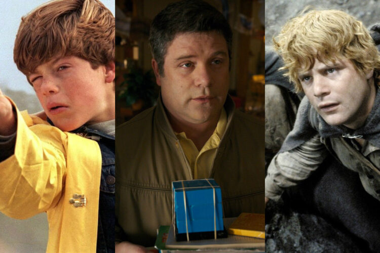 Sean Astin, His acting roles include Samwise Gamgee in The Lord of the Rings trilogy, Mikey Walsh in The Goonies, Clarence in Like Father ..