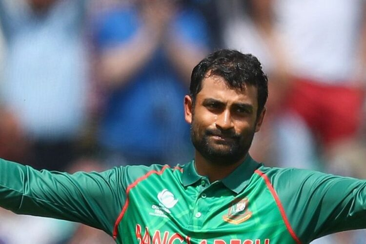 Tamim Iqbal, He is the current captain of Bangladesh's One Day International team.