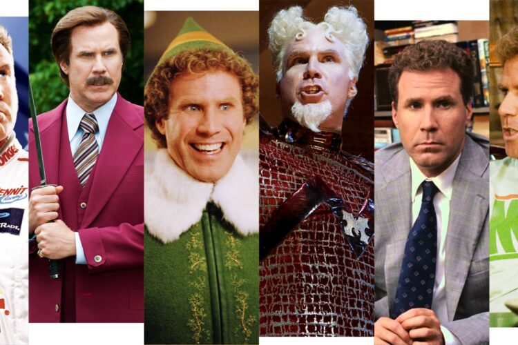Will Ferrell, He first established himself in the mid-1990s as a cast member on the NBC sketch comedy show Saturday Night Live.