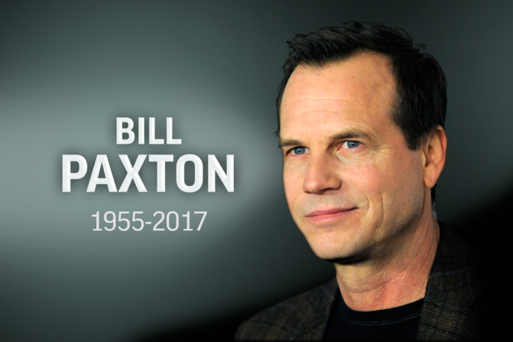 bill paxton, He appeared in films such as The Terminator, Commando, Weird Science, Aliens, Near Dark, Predator 2, Tombstone, True Lies, Apollo 13, Twister, Titanic, ....