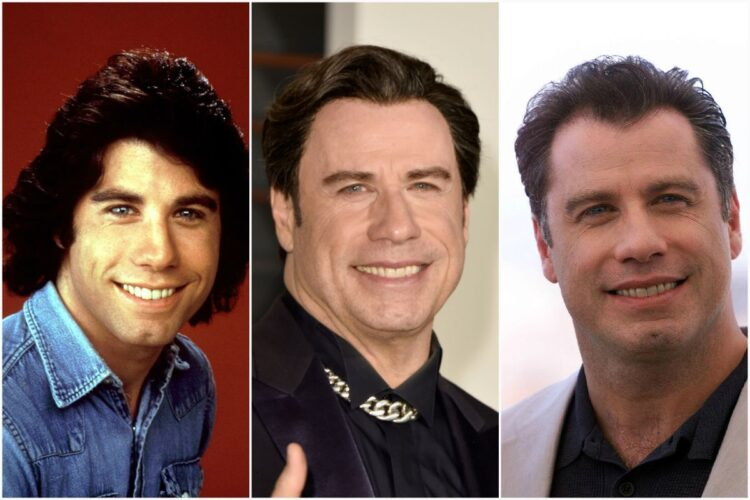 John Travolta, Travolta rose to fame during the 1970s, appearing on the television series Welcome Back, Kotter and starring in the box office successes Saturday Night Fever and Grease.