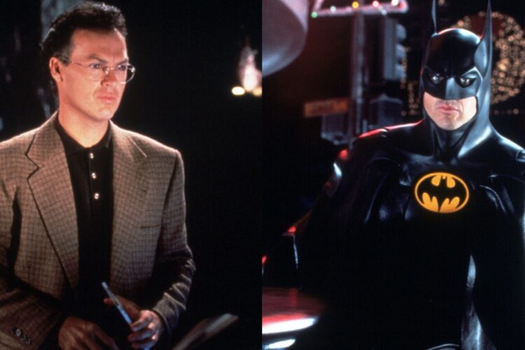 Michael Keaton Batman, fights against evil to keep its citizens safe. He must battle Jack Napier, who turns into the Joker and threatens to take over Gotham City.