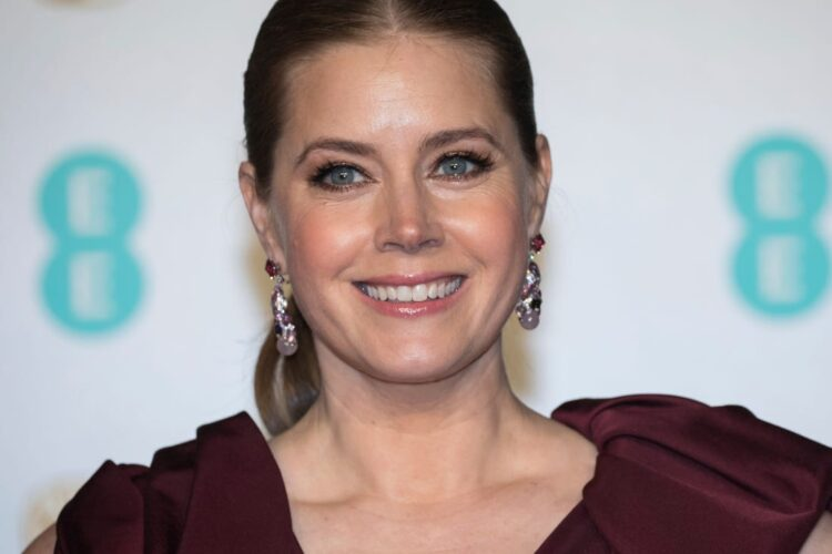 Amy Adams, an American actress. Known for both her comedic and dramatic performances,