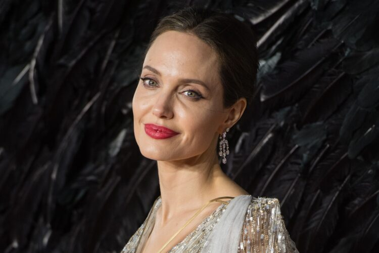 Angelina Jolie, The recipient of numerous accolades, including an Academy Award and three Golden Globe Awards, she has been named Hollywood's highest-paid actress multiple times.