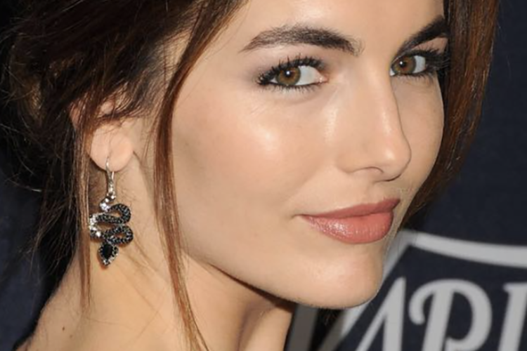Camilla Belle, a Brazilian-American actress, director and producer.