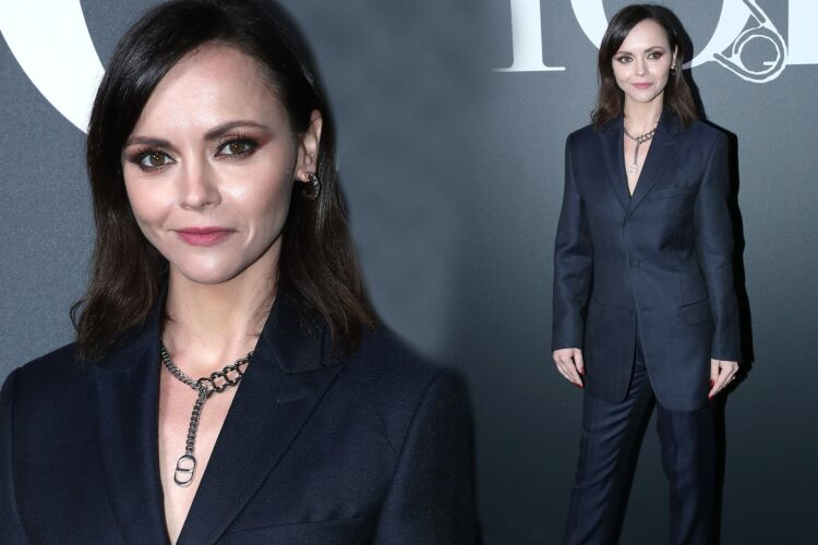 Christina Ricci, She is known for playing unconventional characters with a dark edge.