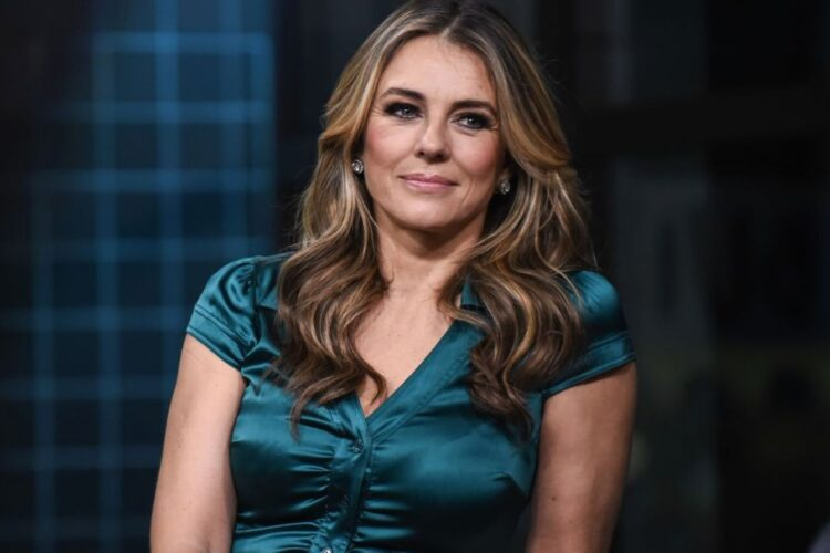 Elizabeth Hurley, In the 1990s, Hurley became known as the girlfriend of Hugh Grant.