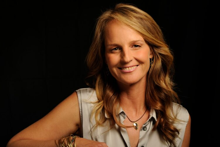 Helen Hunt, She rose to fame portraying Jamie Buchman in the sitcom Mad About You,