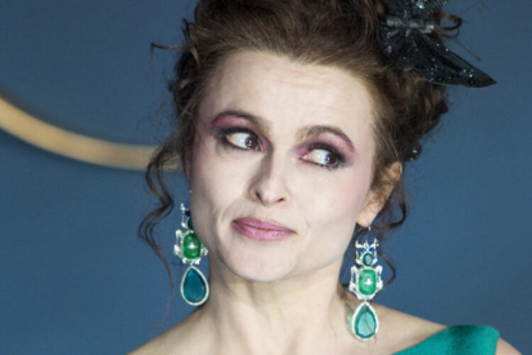 Helena Bonham Carter, Known for her roles in independent films and large-scale blockbusters, she was nominated for the Academy Award for Best Actress for her role as Kate Croy