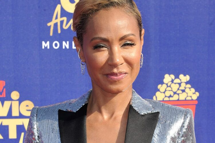 Jada Smith, an American actress, screenwriter, producer, talk show host, businesswoman, and an occasional singer-songwriter.