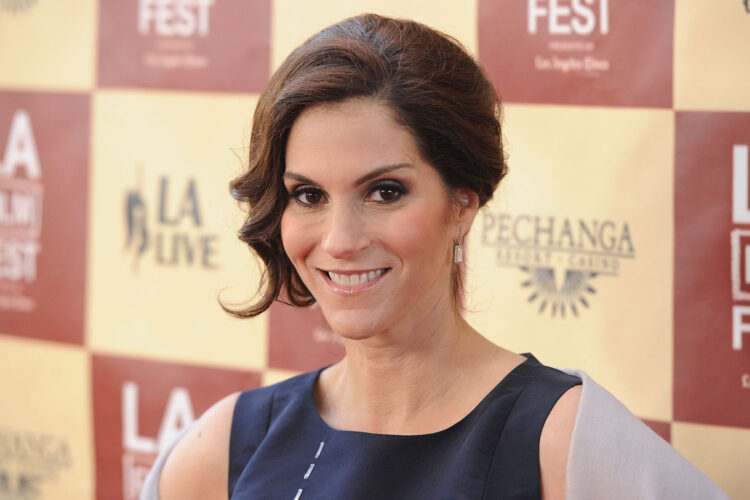 Jami Gertz, Gertz is known for her early roles in the films Crossroads, The Lost Boys, Less Than Zero and Quicksilver, the 1980s TV series Square Pegs and 1996's