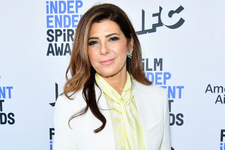 Marisa Tomei, an American actress. She has received various accolades, awards and nominations