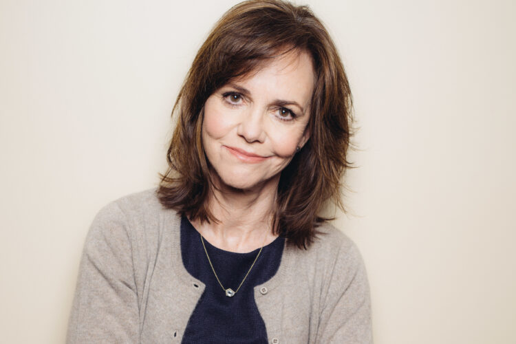 Sally Field, an American actress and director, receive many awards and nominations..