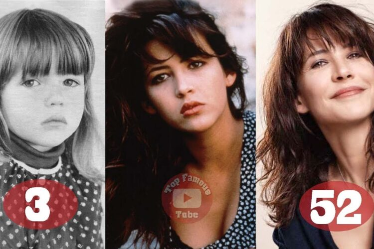 Sophie Marceau, As a teenager, Marceau achieved popularity with her debut films La Boum and La Boum 2, receiving a César Award for Most Promising Actress.