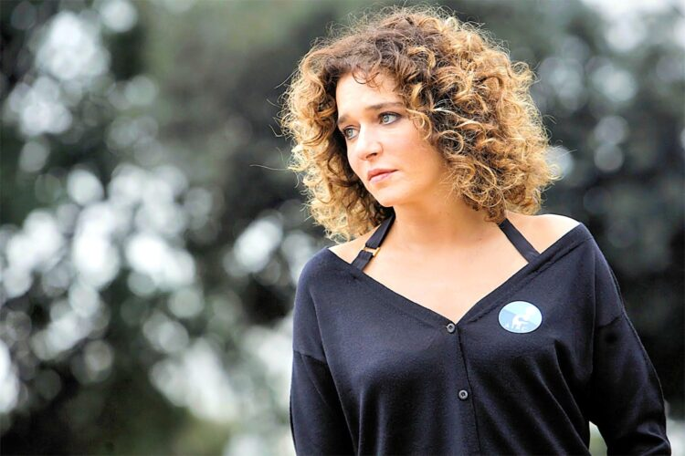 Valeria Golino, She is best known to English-language audiences for her roles in Rain Man, Big Top Pee-wee and the two Hot Shots! films.