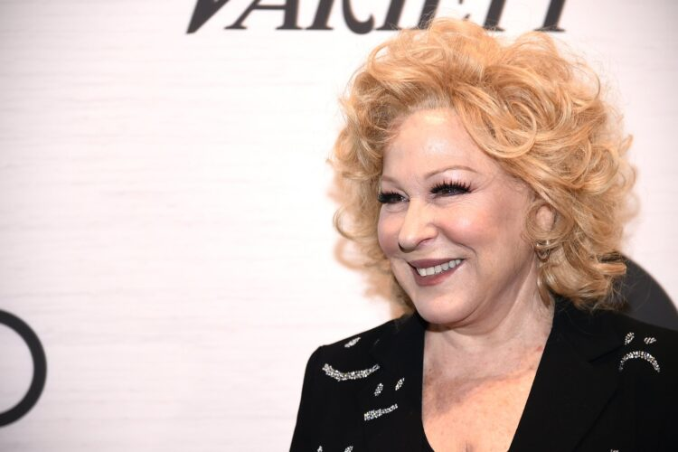 Bette Midler has won four Golden Globe Awards, three Grammy Awards, three Primetime Emmy Awards, and a Tony Award.