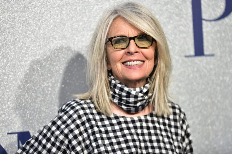 Diane Keaton, Known for her idiosyncratic personality and dressing style, Keaton has received an Academy Award, a BAFTA Award, two Golden Globe Awards, and the AFI Life Achievement Award