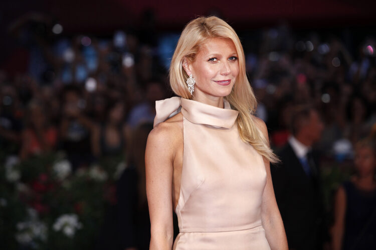 Gwyneth Paltrow, n American actress, businesswoman and author. She has received numerous accolades for her work,