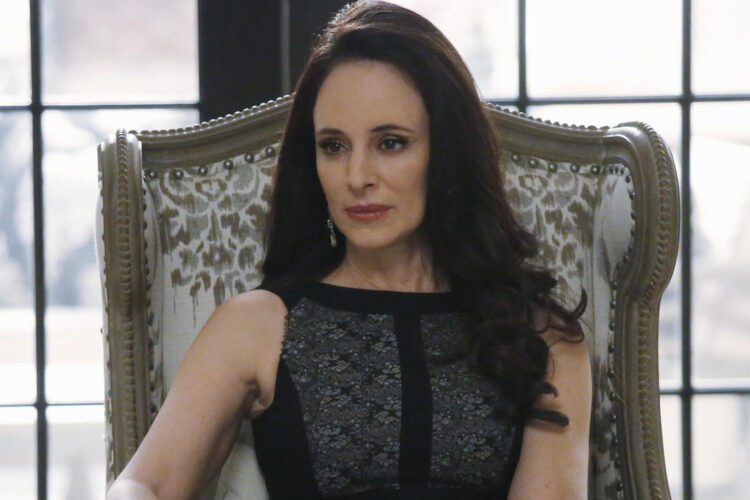 Madeleine Stowe, She appeared mostly on television before her breakthrough role in the 1987 crime-comedy film Stakeout.
