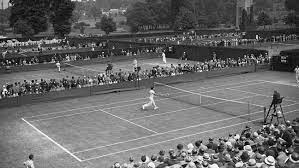 The 1877 Wimbledon Championship was a men's tennis tournament held at the All England Croquet and Lawn Tennis Club