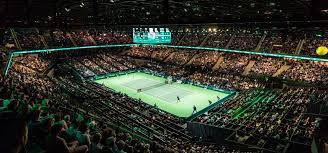 ABN AMRO World Tennis Tournament, a professional men's tennis tournament played on indoor hard courts.