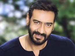 Ajay Devgan, an Indian actor, film director and producer. He has appeared in over a hundred Hindi films.