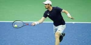 Andy Murray, a British professional tennis player from Scotland. He has been ranked world No. 1