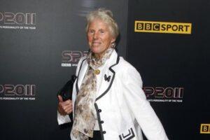 Ann Haydon Jones, an English former table tennis and lawn tennis champion.