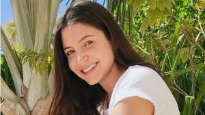 Anushka Sharma, an Indian actress and film producer who works in Hindi films.
