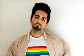 Ayushmann Khurrana, an Indian actor, singer, writer and television host who works in Hindi films.