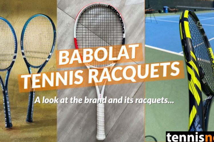 Babolat tennis, are ideal for players who want to dominate the court with pace and spin.