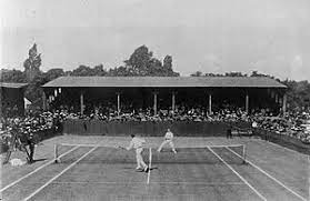 Beals Wright, an American tennis player who was active at the end of the 1890s and early 1900s.