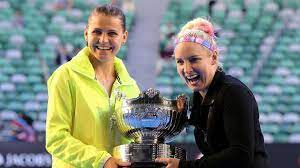 Bethanie Mattek-Sands and Lucie Safarova make a great team, and they have their 5 Grand Slam titles,